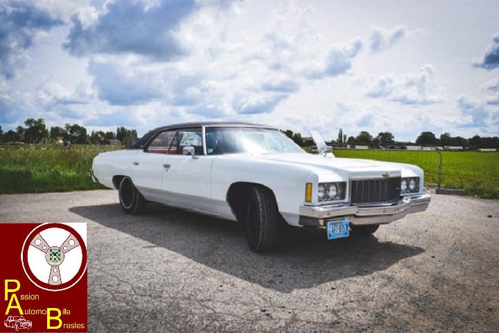Chevrolet Caprice Classic Sedan de 1973